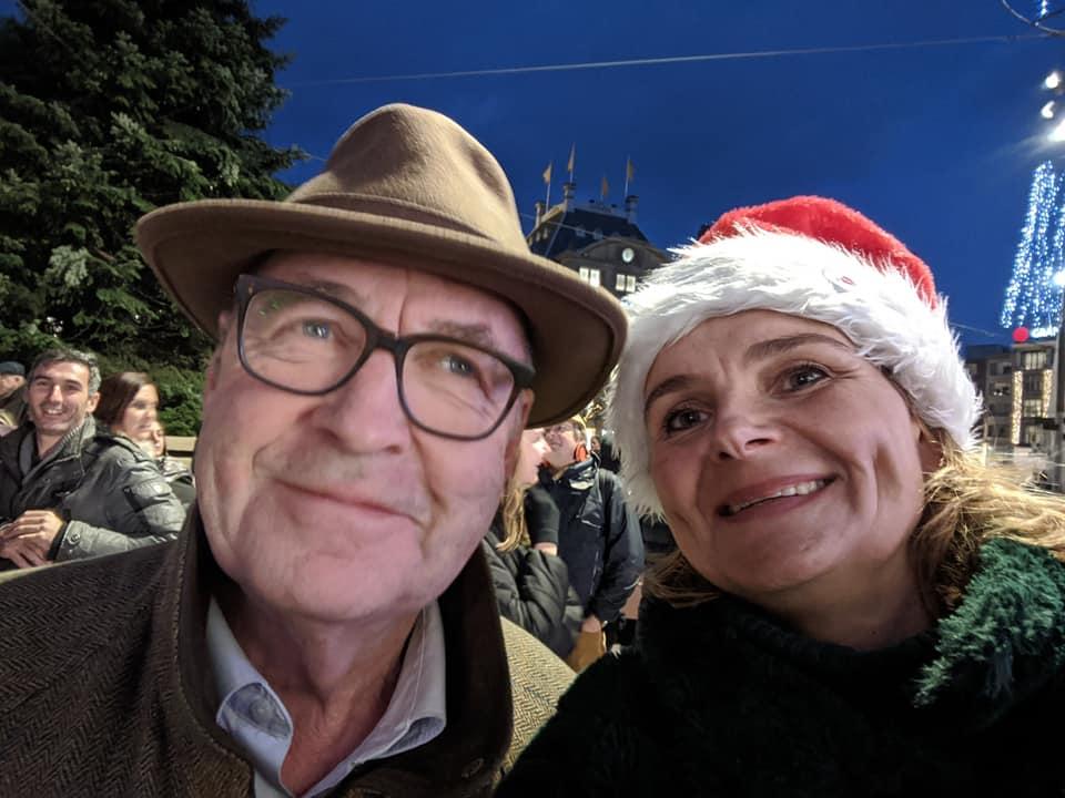 Cees Holtkam en Résalieke Vlieger