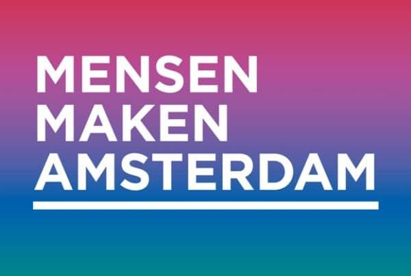 Mensen maken Amsterdam