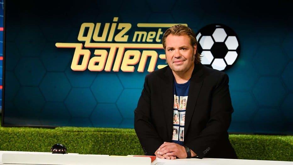 Frank Evenblij Quiz met ballen